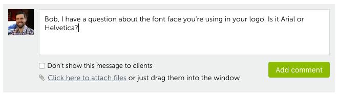 Adding_comment
